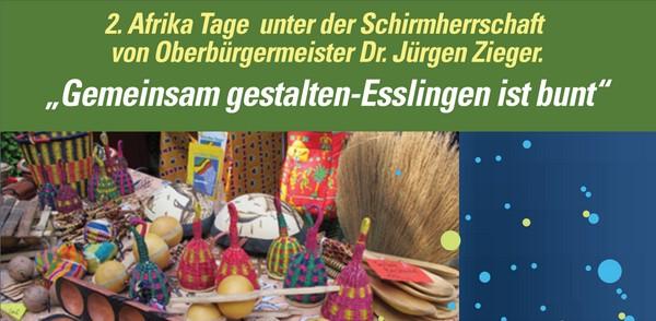 2. Afrikatage in Esslingen