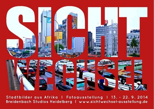 """Ausstellung """"Sichtwechsel – Stadtbilder aus Afrika"""""""