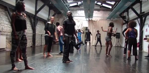 Das Tanzprojekt GRENZLAND