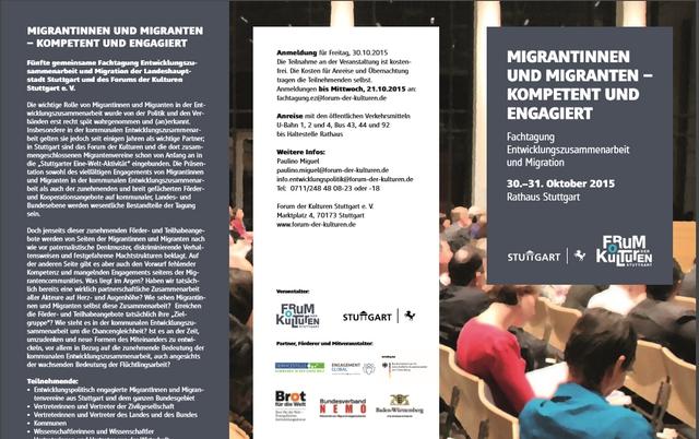 Entwicklungszusammenarbeit und Migration