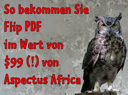 Flip PDF im wert von $99 für Sie