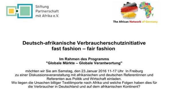 Stiftung Partnerschaft mit Afrika